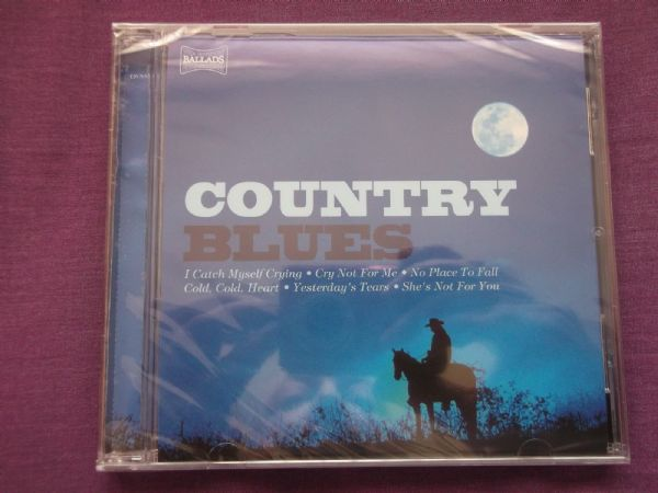 COUNTRY BLUES (CD 2004) USED